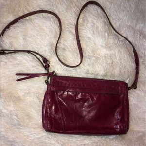 Hobo leather cross body